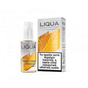 Liqua - traditional tobacco 10ml