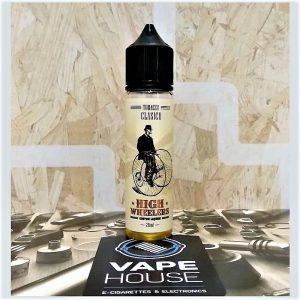 High Wheelers - Tobacco Clasico 60ml