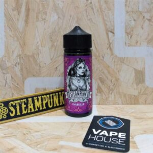 SteamPunk - Isabelle 120ml