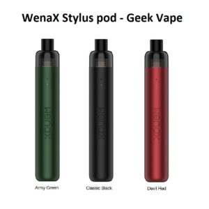 Wenax Pod - Geekvape